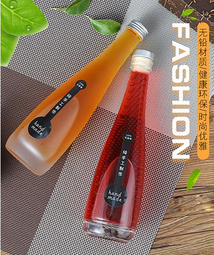 蒙砂瓶- 002