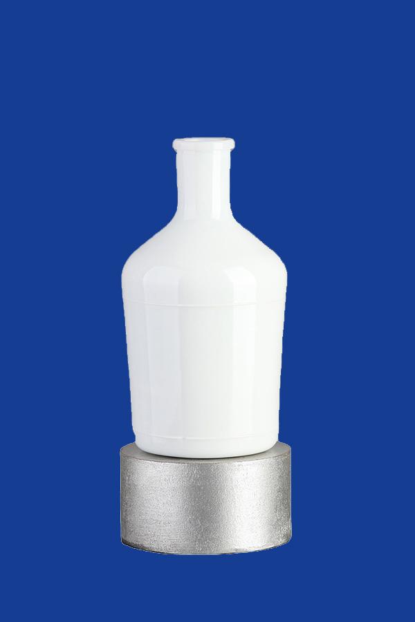 乳白瓶- 016