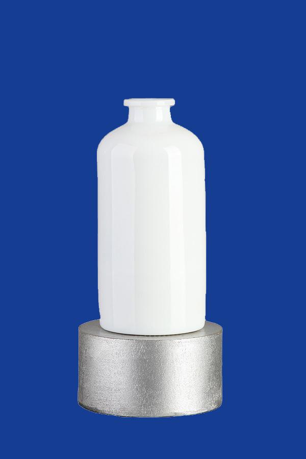 乳白瓶- 017