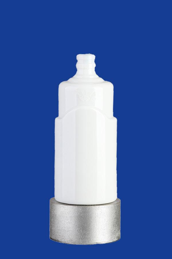 乳白瓶- 018